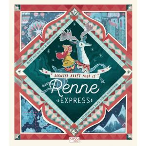 Sassi - 605391 - Livre Dernier arret pour le renne express - Editions Sassi (378786)