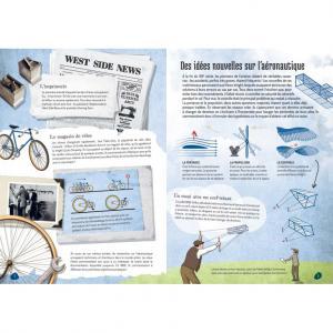 Sassi - 607333 - Puzzle 3D Scientifiques et inventeurs - Les frères wright (378836)