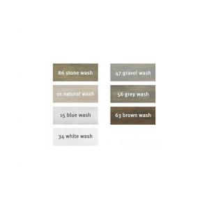 Bopita - 21510747 - tiroir TYPE BW-4 BASIC WOOD gris cérusé-gravel wash pour bureau (379282)