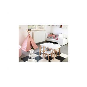 Bopita - 520011 - Coffre à jouets MIX & MATCH blanc (379354)