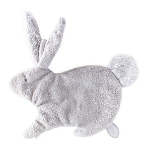 Dimpel - 885612 - Emma lapin attache-tétine - gris-clair (379558)