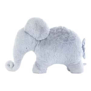 Dimpel - 885378 - Oscar éléphant décoration 82 cm - bleu (379562)