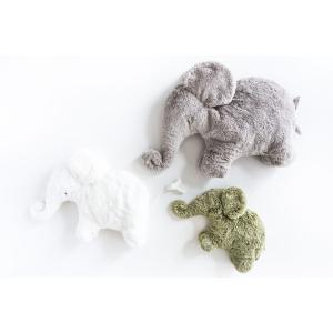 Dimpel - 885183 - Oscar éléphant décoration 82 cm - gris-clair (379568)