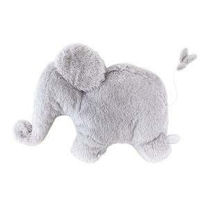 Dimpel - 885170 - Oscar éléphant musical 42 cm - gris-clair (379576)