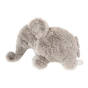 Dimpel - 885417 - Oscar éléphant doudou 32 cm - beige-gris (379608)
