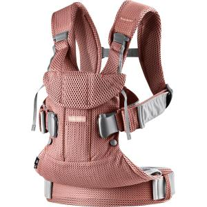 Babybjorn - 098005 - Porte-bébé One Air Rose Vintage, Mesh (379664)