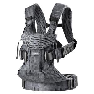 Babybjorn - 098013 - Porte-bébé One Air Anthracite, Mesh (379670)