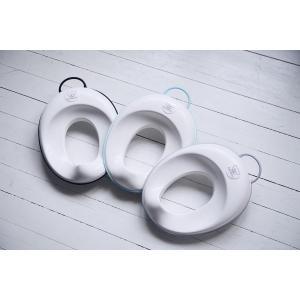 Babybjorn - 058025 - Réducteur de Toilette Blanc-Gris (379710)