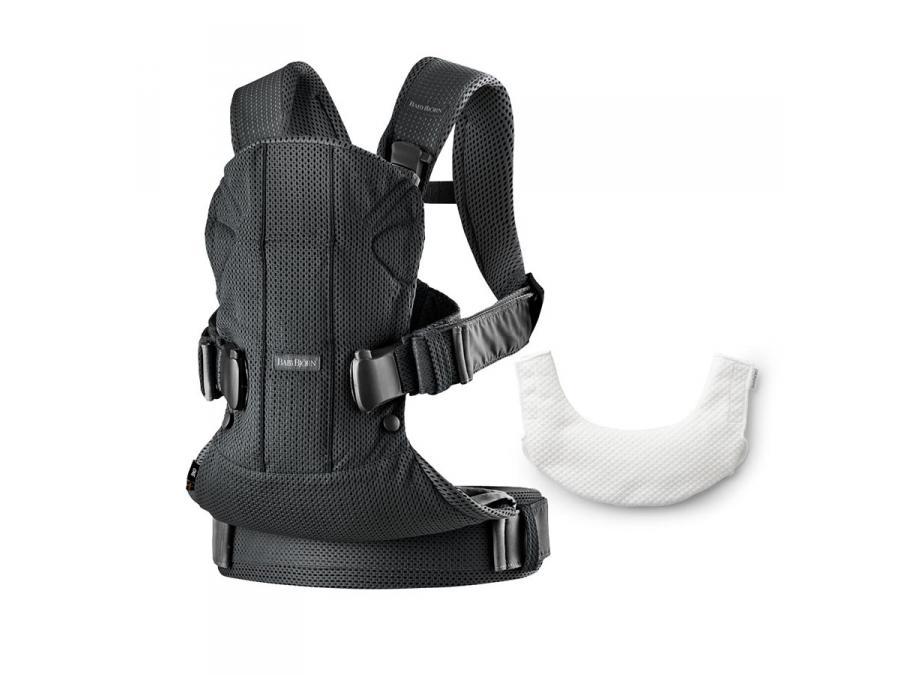 babybjorn pack porte b b one noir bavoir pour porte. Black Bedroom Furniture Sets. Home Design Ideas