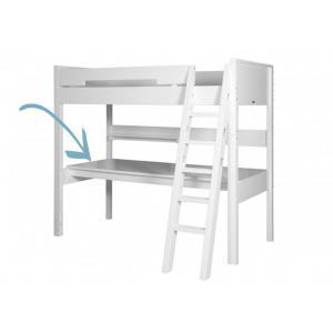 Bopita - 47214611 - Planche de bureau pour lit Mezzanine Combiflex XL blanc (379722)
