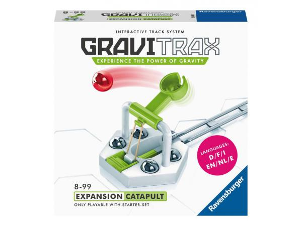 Gravitrax catapulte