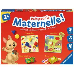 Ravensburger - 24115 - Jeux éducatifs - Prêt pour la maternelle ! - 2 ans + (379792)