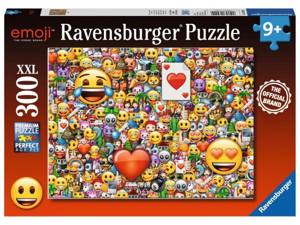 Puzzle 300 pièces xxl - emoji