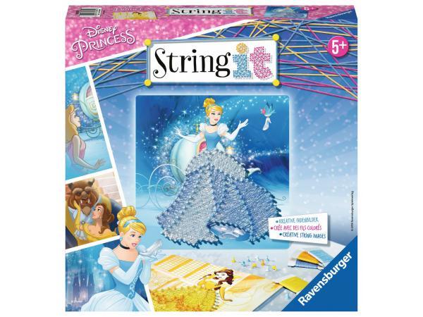 Jeux créatifs - string it midi: princesses disney