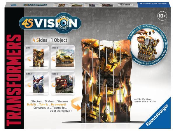 Jeux créatifs - 4s vision transformers
