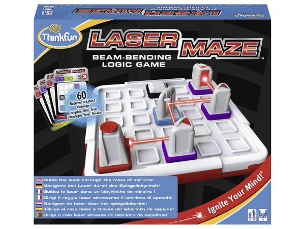 Jeu de société famille - thinkfun - laser maze