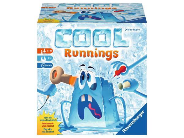 Jeux de société famille - jeux d'ambiance -cool runnings
