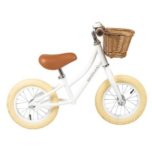 Banwood - BW-F1G-WHITE - Draisienne first go  couleur blanc (380382)
