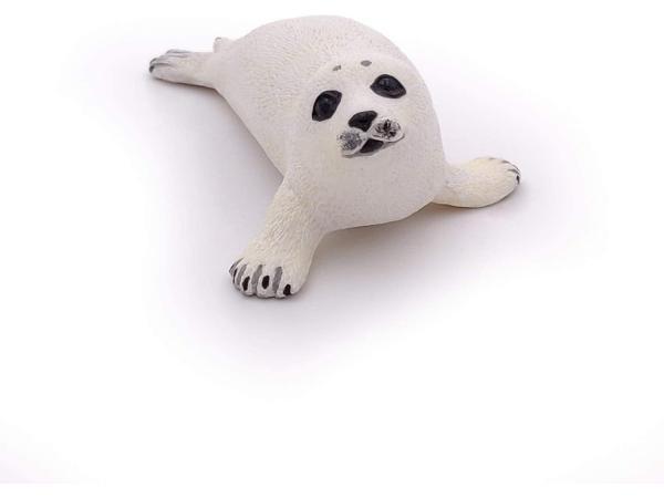 Bébé phoque - dim. 8 cm x 4,2 cm x 2,3 cm