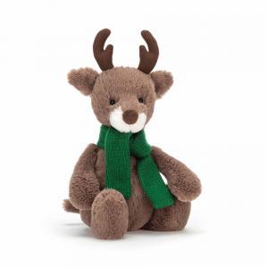 Jellycat - BAS6PR - Bashful Pine Reindeer 24 cm (380868)