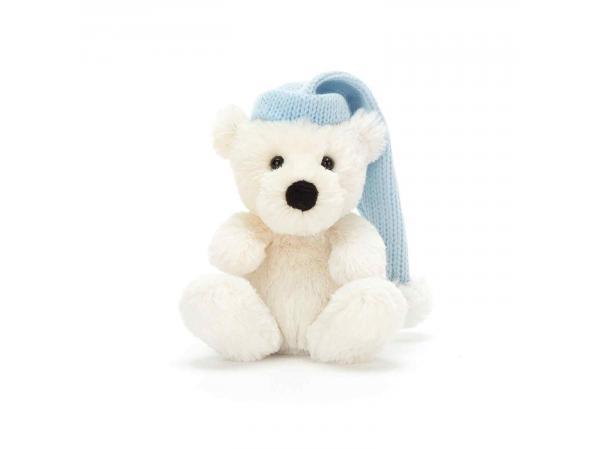 Poppet polar bear baby 11 cm