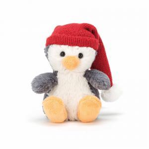 Jellycat - PB6P - Poppet Penguin Baby  - 11 cm (380876)