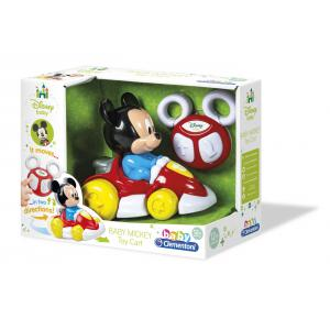 Clementoni - 17232 - Voiture radiocommandée Baby Mickey (381408)