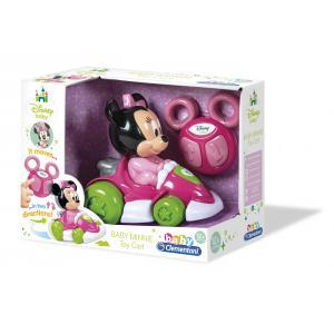 Clementoni - 17233 - Voiture radiocommandée Baby Minnie (381492)