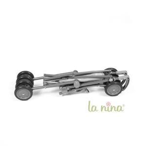 La nina - 62087 - Grande poussette mini gaby (34x62x42 cm) (381794)