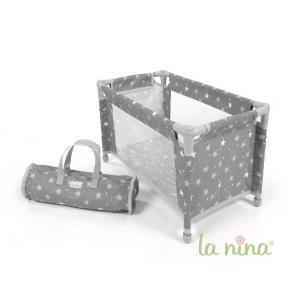 La nina - 62091 - Lit pliant mini gaby (53x32x32 cm) (381802)