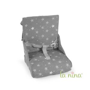 La nina - 62096 - Rehausseur de voyage mini gaby (22x28x20 cm) (381812)