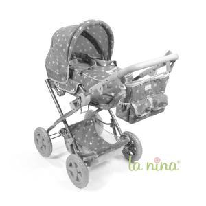 La nina - 62098 - Grand landau mini gaby (42x85x53 cm) (381816)