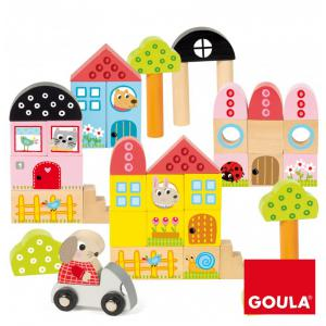 Goula - 50201 - Pack construction 40 pcs (382278)