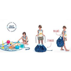 Play and Go - 79988 - Sacs de rangement Play and Go Surf - 140 cm (382484)