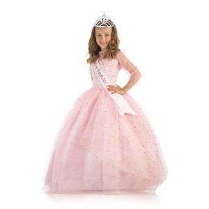 Upyaa - 430258 - Miss France Deluxe 8-10 ans sous housse organza avec cintre satin (382726)