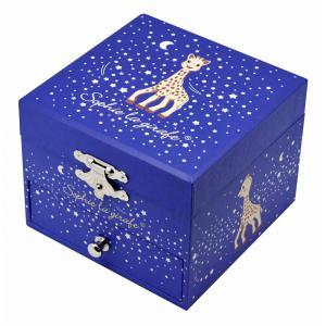 Trousselier - S20161 - Coffret Musique Cube Sophie La Girafe© Milky Way (382772)