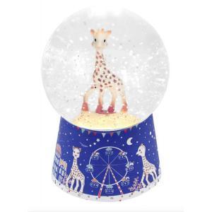 Trousselier - S98062 - Veilleuse Boule à Neige Musicale Sophie La Girafe© (382792)