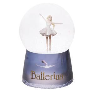 Trousselier - S98111 - Veilleuse Boule à Neige Musicale Ballerina© (382800)