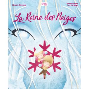 Sassi - 8941 - Livre à découpes - La Reine des Neiges (382872)