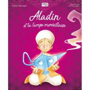 Sassi - 8149 - Livre à découpes - Aladin et La Lampe Merveilleuse (382874)