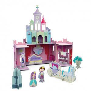 Sassi - 609030 - Maquette 3D - Le château des princesses (382882)