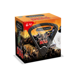 Winning moves - 0241 - Trivial pursuit voyage the walking dead (comic book) (382942)