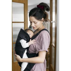 Babybjorn - 021056 - Porte-bébé Mini , Noir, Coton (383398)