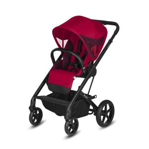 Cybex - 519000263 - Poussette BALIOS S Racing Red - rouge (383794)
