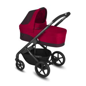 Cybex - 519000281 - Nacelle COT S Racing Red - rouge (383798)