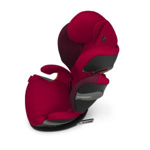 Cybex - 519000219 - Siège auto PALLAS S-FIX Racing Red - rouge (383842)