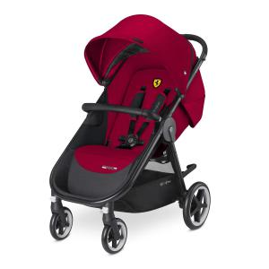 Cybex - 519000331 - Poussette AGIS M-AIR4 Racing Red - rouge (383854)