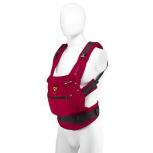 Cybex - 519000363 - Porte-bébé MY.GO Racing Red - rouge (383858)