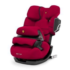 Cybex - 519000239 - Siège auto PALLAS 2-FIX Racing Red - rouge (383866)