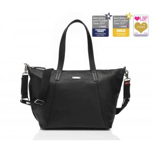 Storksak - SK6914 - Sac à langer Noa Leather noir (384290)